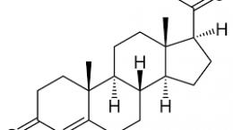 progesteron billede